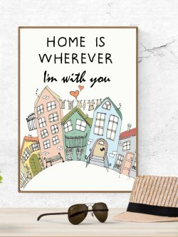 A4-Home Is Whereever I'm With You/Houses