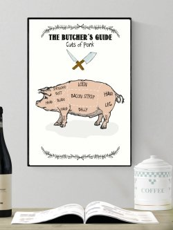 A4-The Butchers Guide/PORK