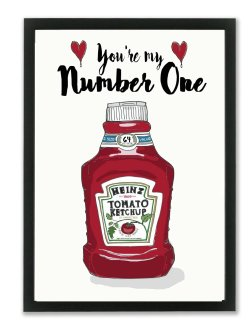 Heinz - You're my number one