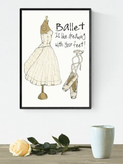 A4-Ballet Is Like Dreaming With Your Feet!
