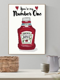 A3-Heinz You're My Number One