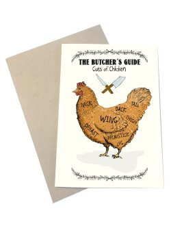 The Butchers Guide - Chicken