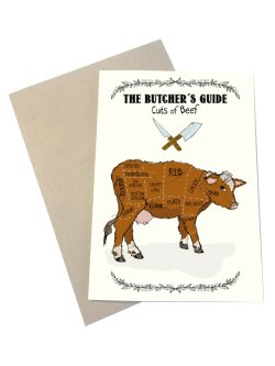 The Butchers Guide - Beef