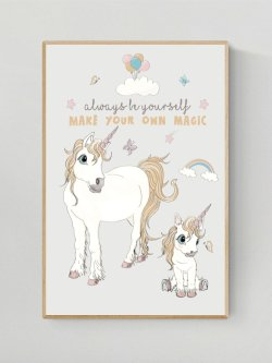A3-Unicorn Always be yourself