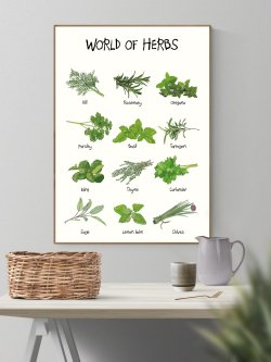 World of Herbs