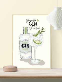 You are my Gin