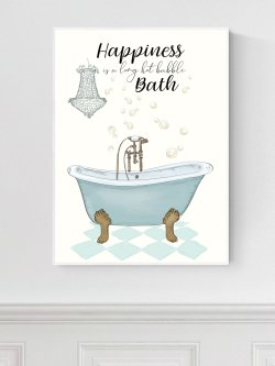 A3-Happiness is a hot Bath